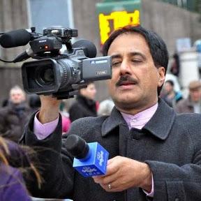 Hamid Masoumi Nejad - Giornalista Iraniano