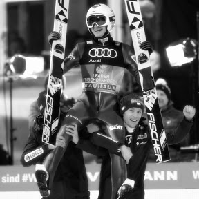 Robert-ski jumping