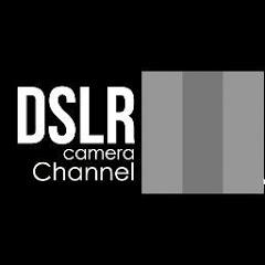 一眼レフ撮影DSLR cameraチャンネル channels