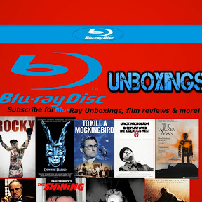 Blu-Ray unboxings
