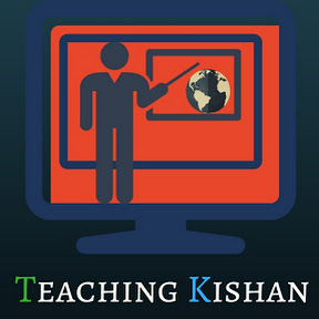 Teaching Kishan