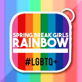 Spring Break Girls - Rainbow
