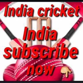 India cricket india