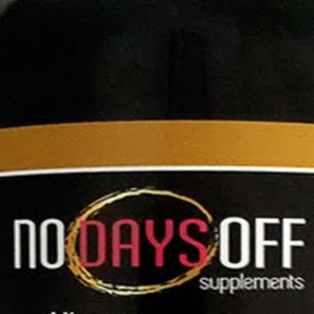 No Days Off Supplements