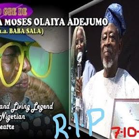 Moses Olaiya - Topic