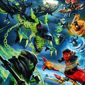 Lego Ninjago Spinjitzu studio's