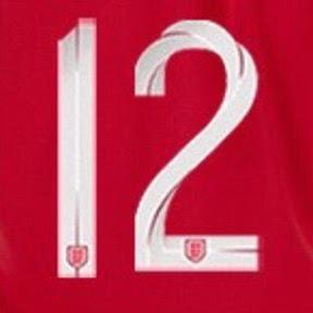 12th Shirt