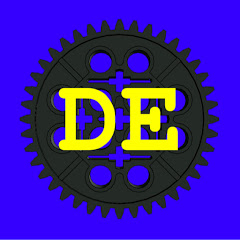 Desert Eagle LEGO® Technic Creations