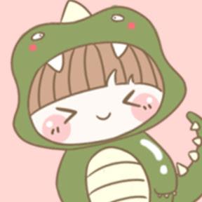 Dinosaurio de azucar