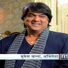Mukesh Khanna - Topic