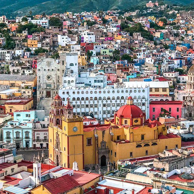 [AD] ¡Por las calles más coloridas de Guanajuato!