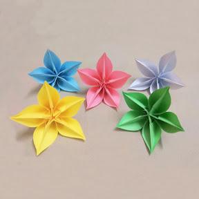 Gấp Giấy Origami