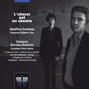 Geoffroy Couteau - Topic
