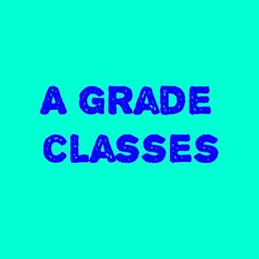 A grade Classes