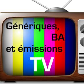 Génériques, BA et émissions TV