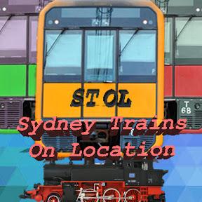 Sydney Trains On Location