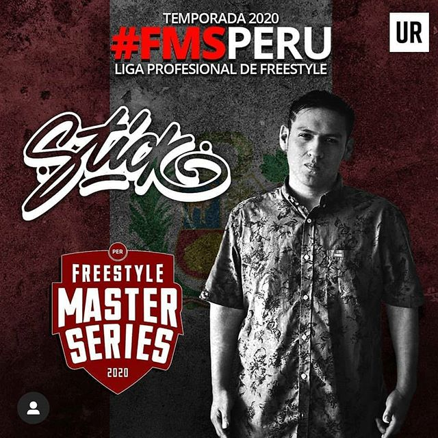 #Noticias de última hora, paren las imprentas se confirma el primer participante de #fmsperu @stickrenteria 🇵🇪🔥 . #freestyle #fmsinternacional #hiphop #rapscuela #notirex