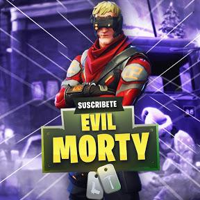 Evil Morty Fortnite