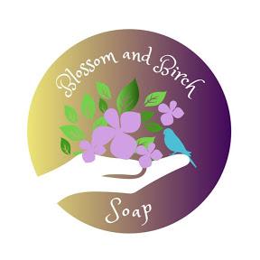 Blossom and Birch Soap