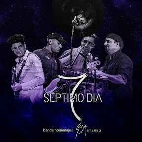Séptimo Día - Banda Homenaje a Soda Stereo