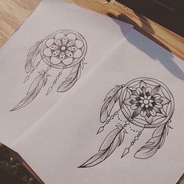 ● APPOINTMENTS AND  DESIGNS AVAILABLE ● If you are interested in getting a tattoo originally designed for you, write me a DM (: ● TERMINE UND DESIGNS VERFÜGBAR ● Für Infos, bitte schreib mir (: ● DISEGNI E APPUNTAMENTI DISPONIBILI ● Per info, scrivimi un messaggio (: 🍃🖤🍃 #Dreamcatcher #Dotwork #Blackwork #Blackworkers #BlackTattooing #Tattoo #TattooLife #TattooInspiration #TattooArtwork #RunaViva #TheSoulLanguage #SpokenWithTheBody