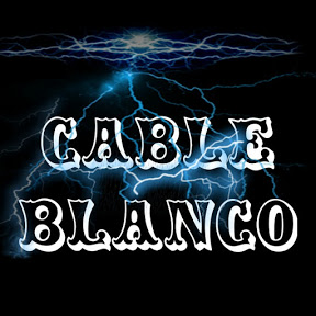 cable blanco