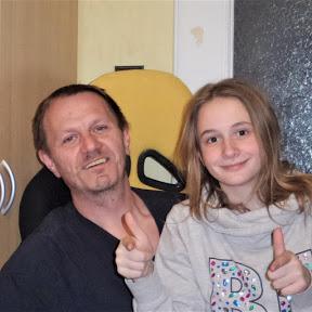 Milan a Anička Linhart