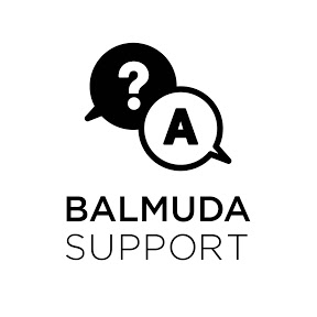 BALMUDA サポート