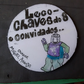Lego - Chaves do 8 e convidados