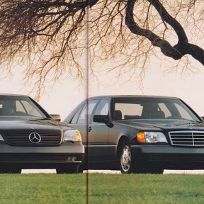 Mercedes-Benz Classe S W140 C140 France