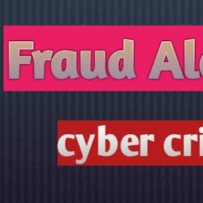 Fraud alert ! Cybercrime!