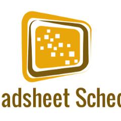 Spreadsheet Scheduler