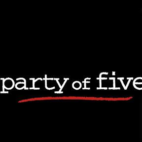 Cinco en Familia Party Of Five