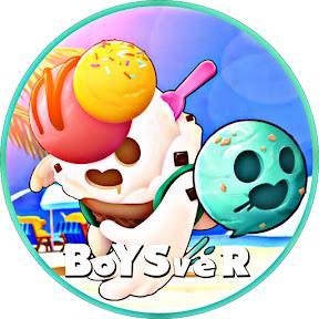 BoySVeR- Brawl stars