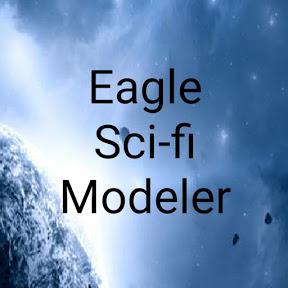Eagle Sci Fi Modeler