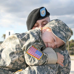 Welcome Home Soldiers -My Heros