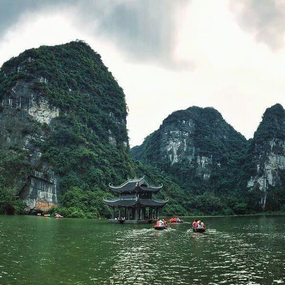 #trangan #ninhbinh #kong #skullisland #kongskullisland #vietnam