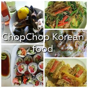 챱챱한식 ChopChop Korean Food Shin