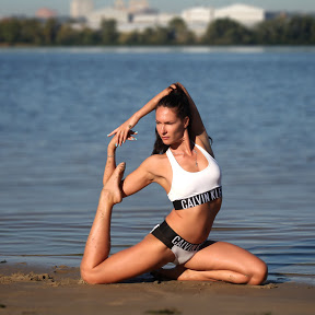 Julia stretching