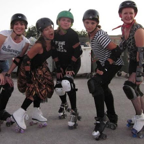 Naples Italy Roller Derby