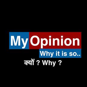My Opinion