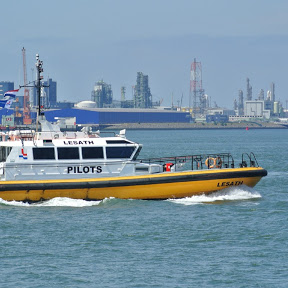 Shipspotting Rotterdam