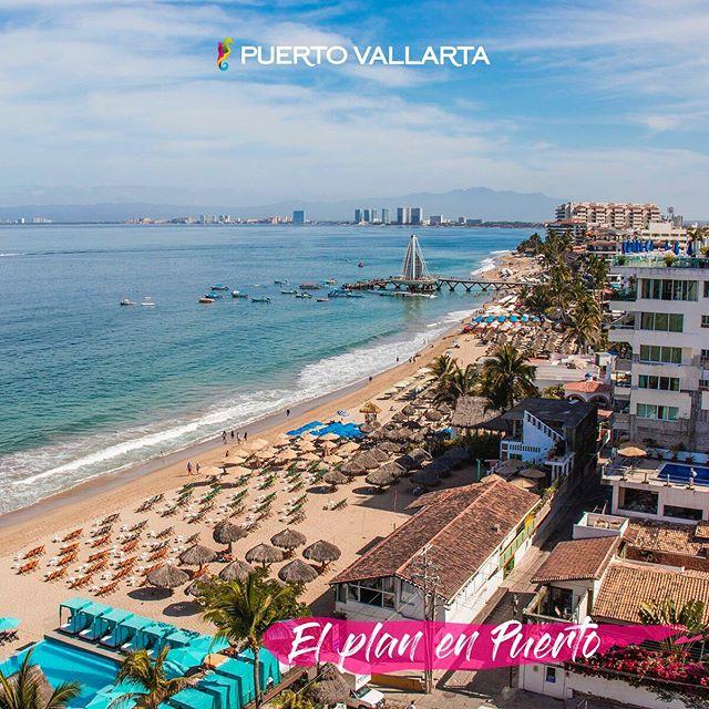 #ElPlanEnPuerto te espera para vivir asombrosas aventuras, rodeado de naturaleza y paisajes deslumbrantes. ¡Te esperamos en #PuertoVallarta!  #travel #fun #vacation #instagood #beautiful #beach #vitaminsea #trip #family #tourism #instagram #picoftheday