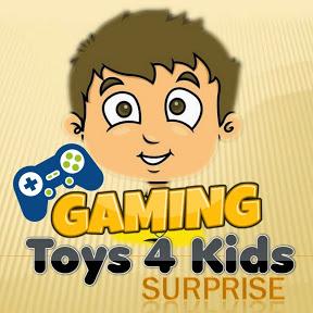 Toys4Kids Gaming ***Ελληνικό Κανάλι***