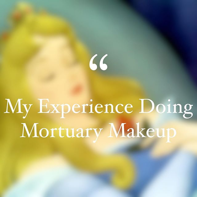 New blog posted! This week I talk about my experience doing mortuary makeup. My feelings, products used, the whole nine! If you'd like to know what it was like, be sure to click the link and leave a comment ❤️ Beautybyanabelj.com/anabel-says-blog/sleeping-beauty link in bio #mortuarymakeup #mortuaryglam #makeupartist #naturalglam #beautybyanabelj #beautyblogger #anabelsays