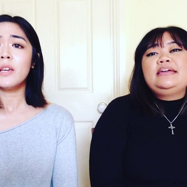 NEW COVER | 'If I ain't got you' FULL COVER link in BIO #singers #aliciakeys #harmonies