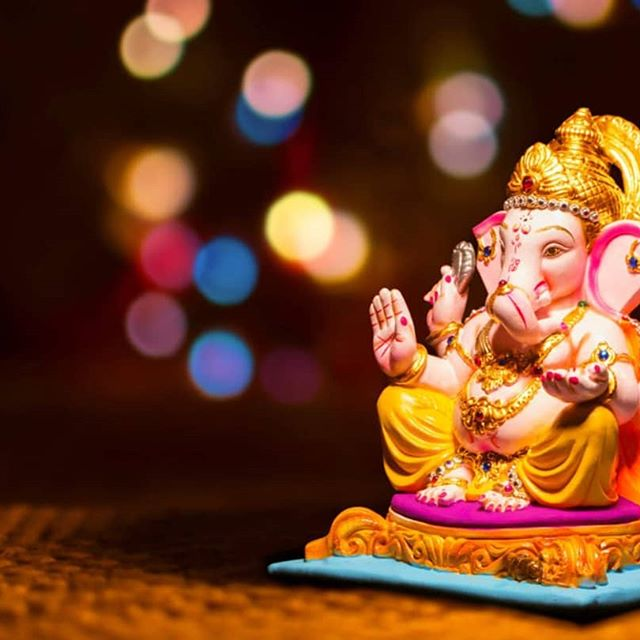 Wishing you all a Happy Vinayak Chaturthi.