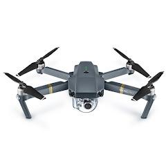Полеты дрона