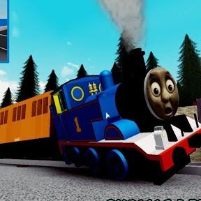 Roblox Vídeos - Thomas Toys Trains