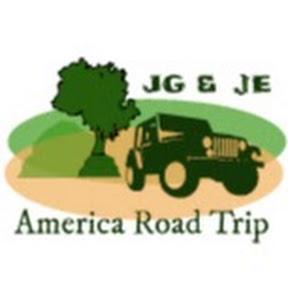 America Road Trip-오프로드 캠핑